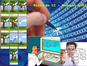 Tribo do CI - Podcast #003