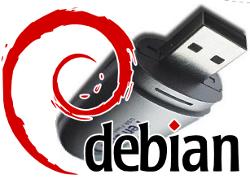 Debian PenDrive