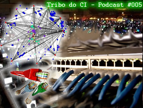Tribo do CI - Episódio 5 - Redes de Computadores
