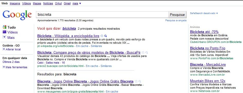 voce-quis-dizer-bicicleta-google