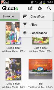 Guiato Ofertas: Filtro (Clique para Ampliar)