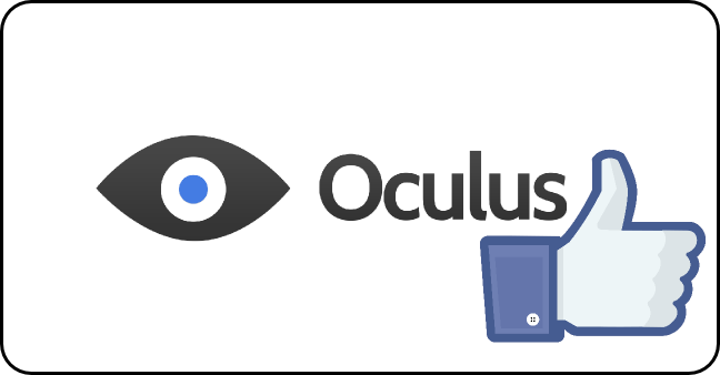 Oculus VR e Facebook Like